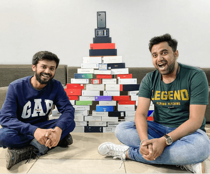 Beebom for Motorola & Flipkart influencer marketing campaign content