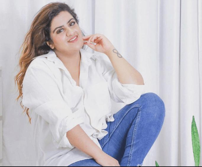 Kriti Nayar for Aristocrat Santizers