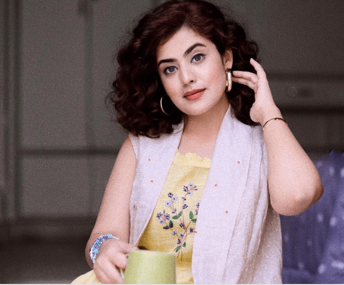 Rupali Hasija for Vasu Health Care influencer marketing campaign content