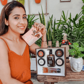 Beauty Co influencer marketing campaign with winkl