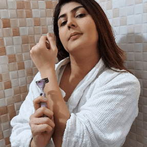 Bombay Shaving Company influencer marketing campaign with winkl