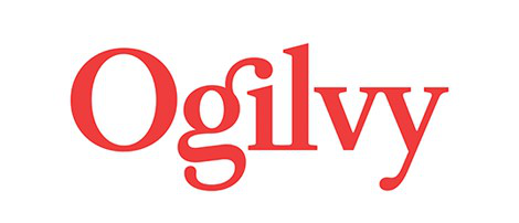 Ogilvy Logo. Ogilvy collaboration with Winkl for their influencer marketing campaign