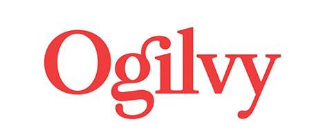 Ogilvy logo. Ogilvy collaboration with winkl for their influencer marketing campaigns