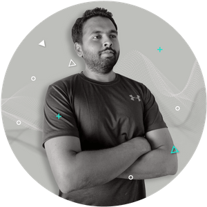 Nikhil's profile picture. Co-Founder & CTO at Winkl